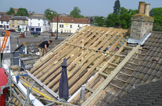 new roof Hertfordshire